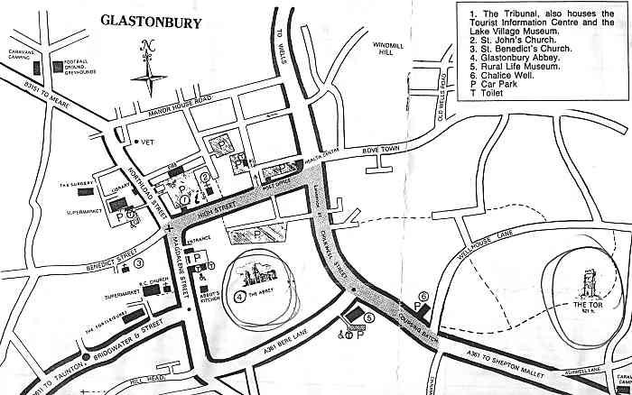 glastonbury spirituelle reisen